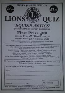 Quiz 2014 Front